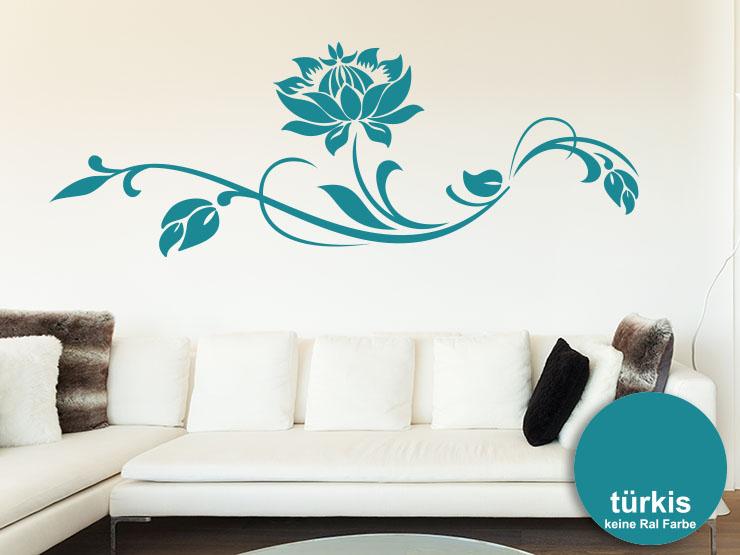Farbe Einfamilienhaus Trkis