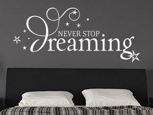 Wandsprüche Von KLEBEHELDde Sorgen Für Lebendige Wände Klebeheld - Schlafzimmer wandspruche