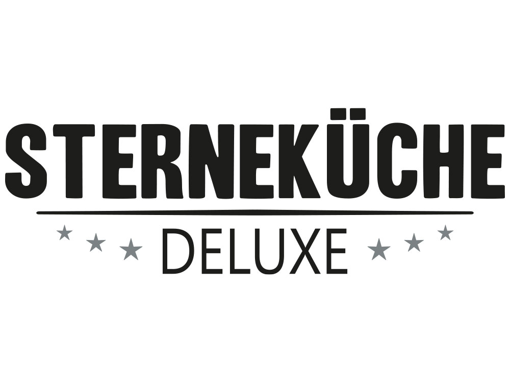 Wandtattoo Sterneküche deluxe - Gesamtansicht des Wandtattoos