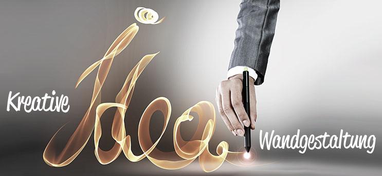 kreative wandgestaltung mit wandtattoos - inspirationen und ideen - Kreative Wandgestaltung Ideen
