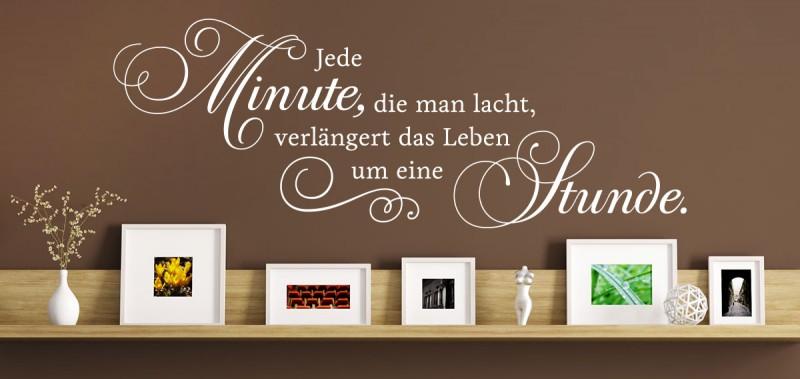 Wandtattoo Weisheiten - die fernöstlichen Redewendungen!