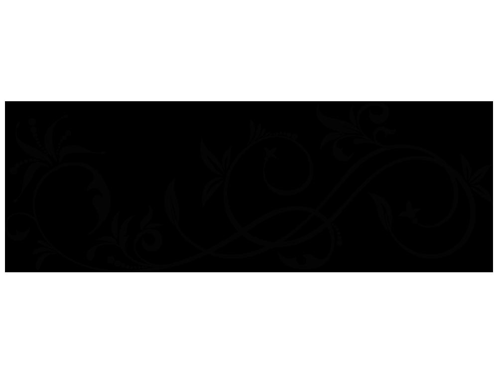 Wandtattoo Ornament - Motivansicht des Wandtattoos
