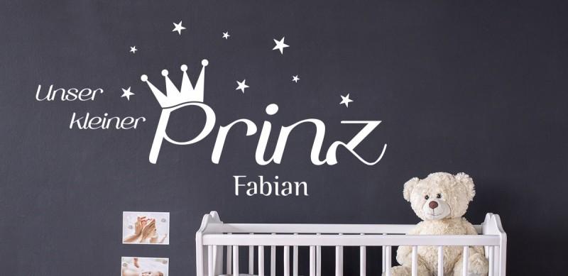 Babyzimmer Wandtattoos | Wandtattoo für Babys | KLEBEHELD®