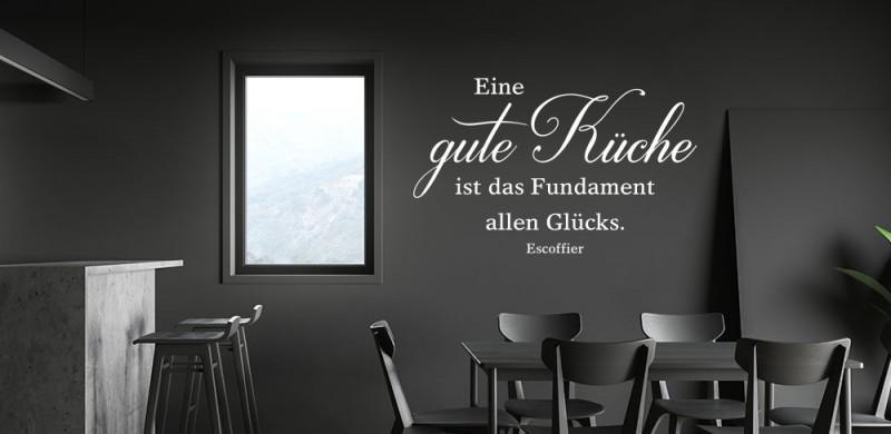 Wandtattoo Küche - Kreative & kulinarische Motive KLEBEHELD.DE