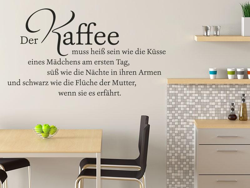 Stunning Wandtattoo Küche Günstig Ideas - Milbank.us ...