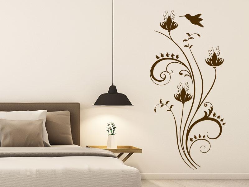 wandtattoo ornamente schn rkel wandtattoos klebeheld de. Black Bedroom Furniture Sets. Home Design Ideas