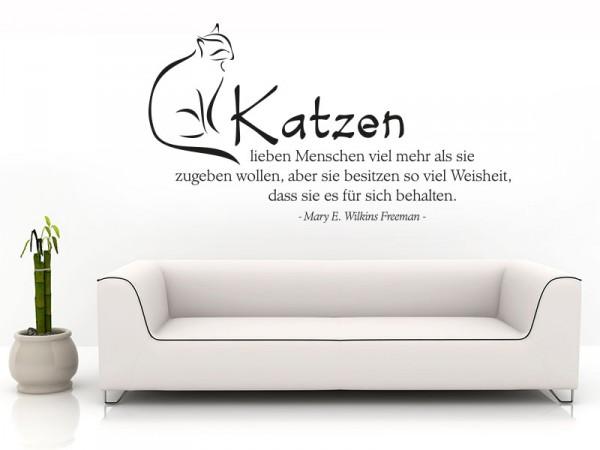 tierweisheiten wandtattoos die tierischen wandtattoo spr che. Black Bedroom Furniture Sets. Home Design Ideas