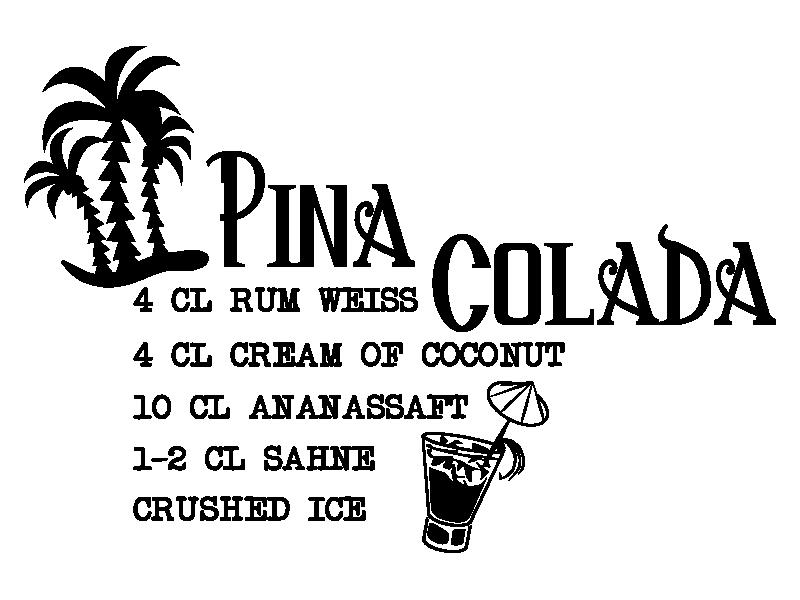 colada deutsch