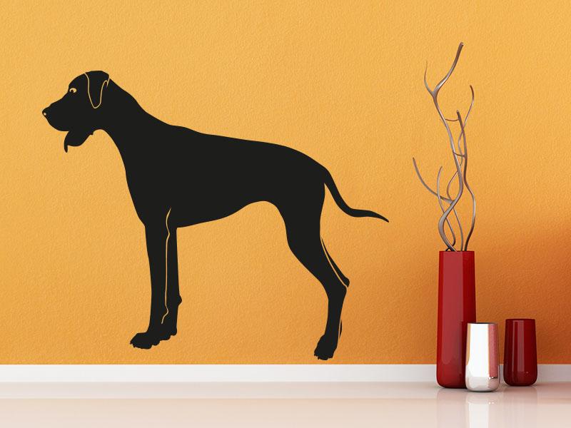 Wandtattoo Doge