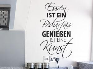 Wandsprüche von KLEBEHELD®.de sorgen für lebendige Wände ...